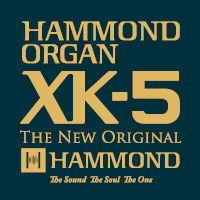 HAMMOND ORGAN XK-5 THE NEW ORIGINAL HAMMOND