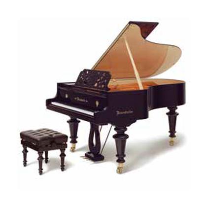 グランドピアノ: ベーゼンドルファー Johann Strauss Model 200