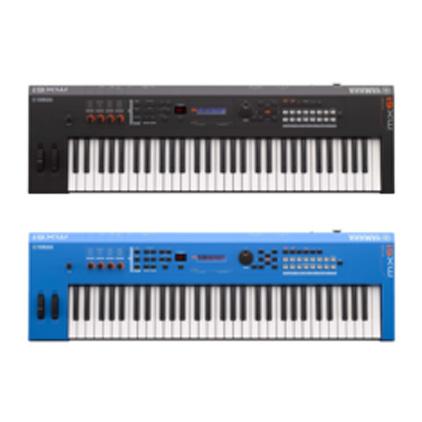 ミュージックシンセサイザー:MXシリーズ MX61 BK, MX61 BU