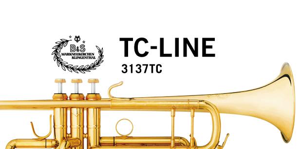 : トランペット〈B&S〉TCLINE3137