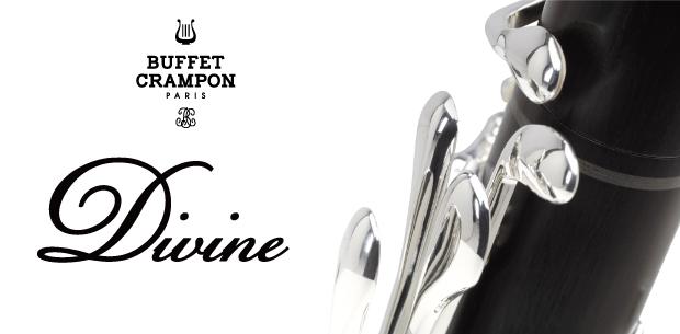 クラリネット: 〈ビュッフェ・クランポン〉DIVINE (ディヴィンヌ)