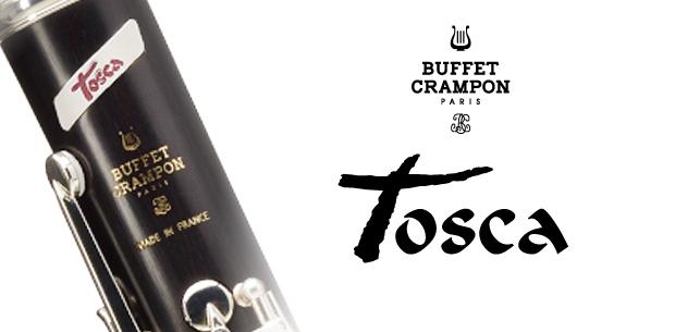 クラリネット: 〈ビュッフェ・クランポン〉 TOSCA (トスカ)