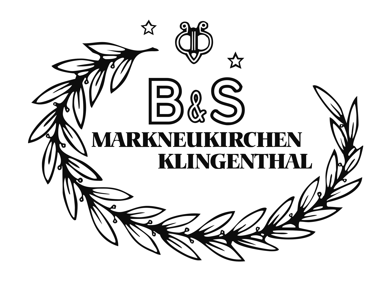 〈B&S〉ロゴ