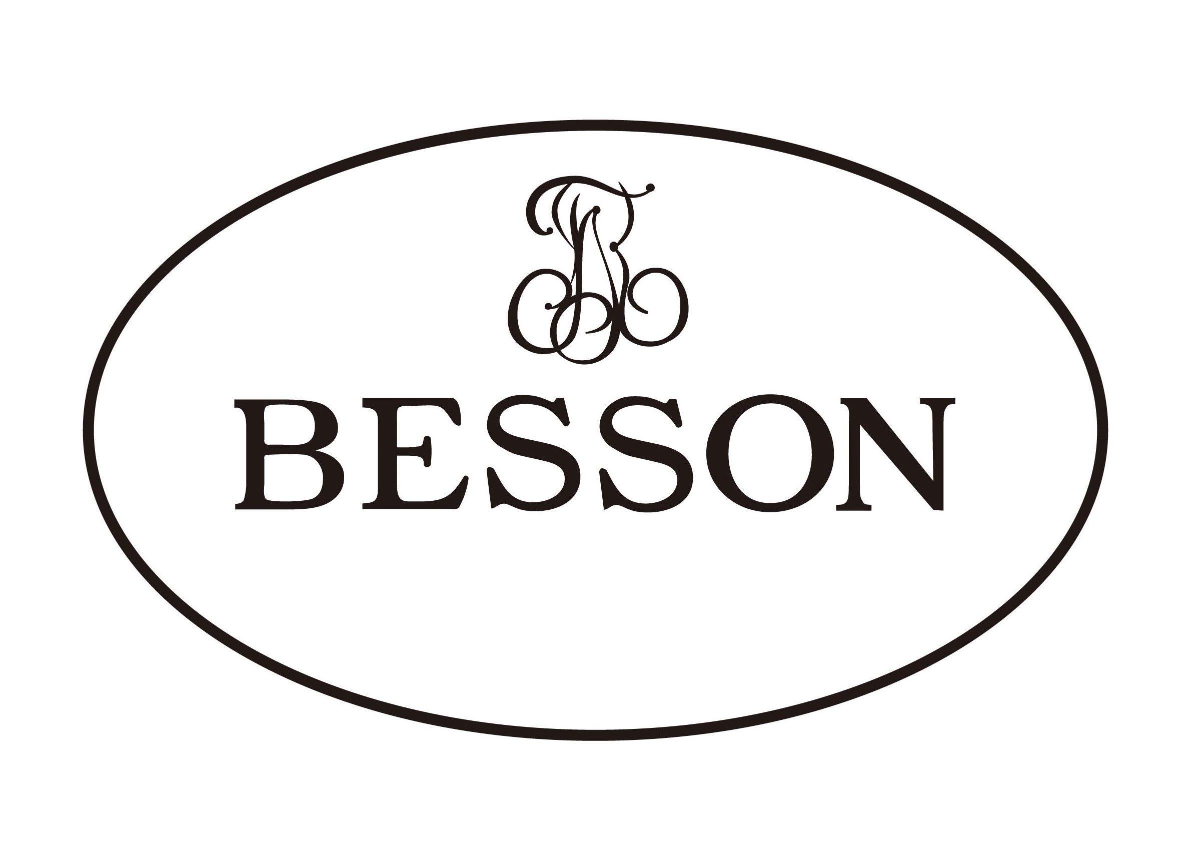 〈ベッソン〉ロゴ