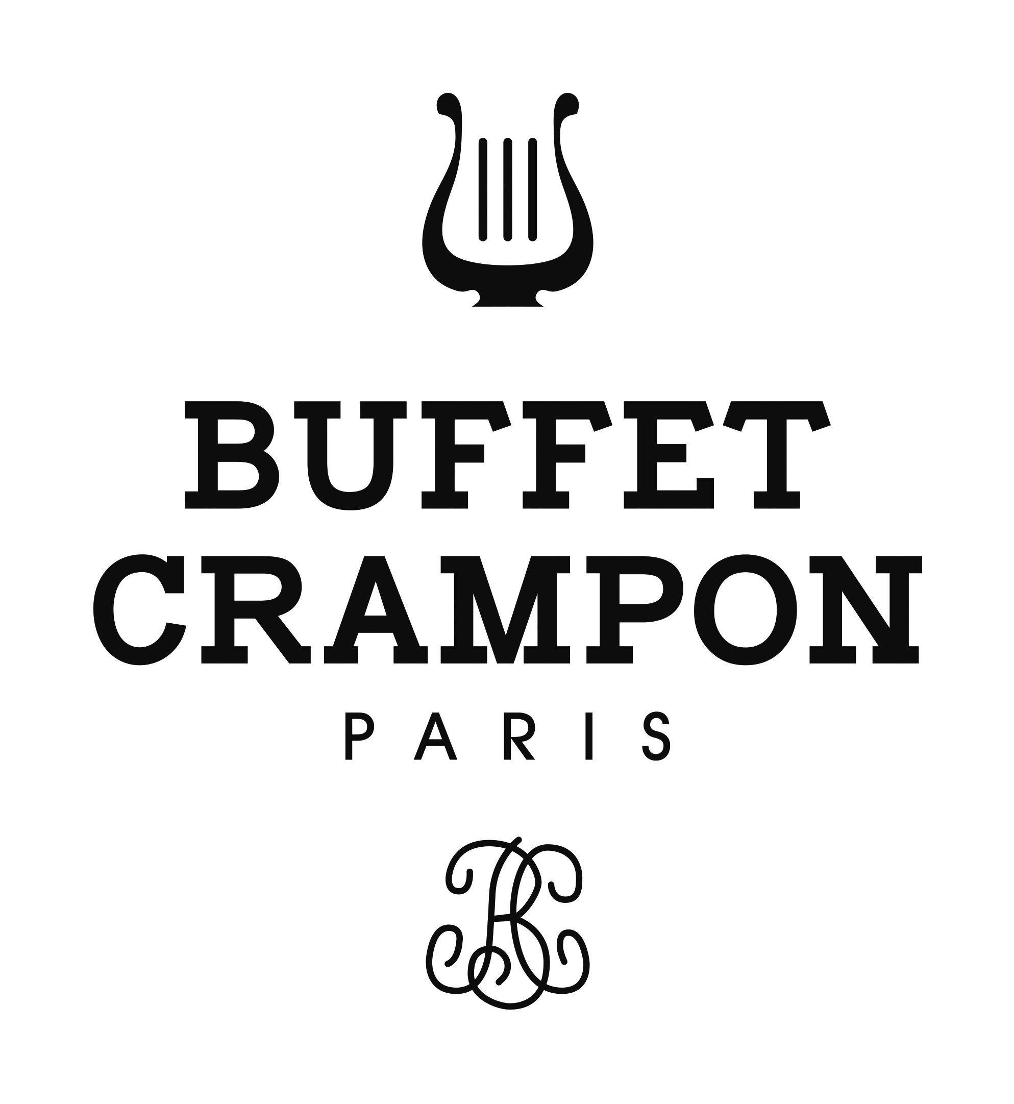 〈ビュッフェ・クランポン〉ロゴ