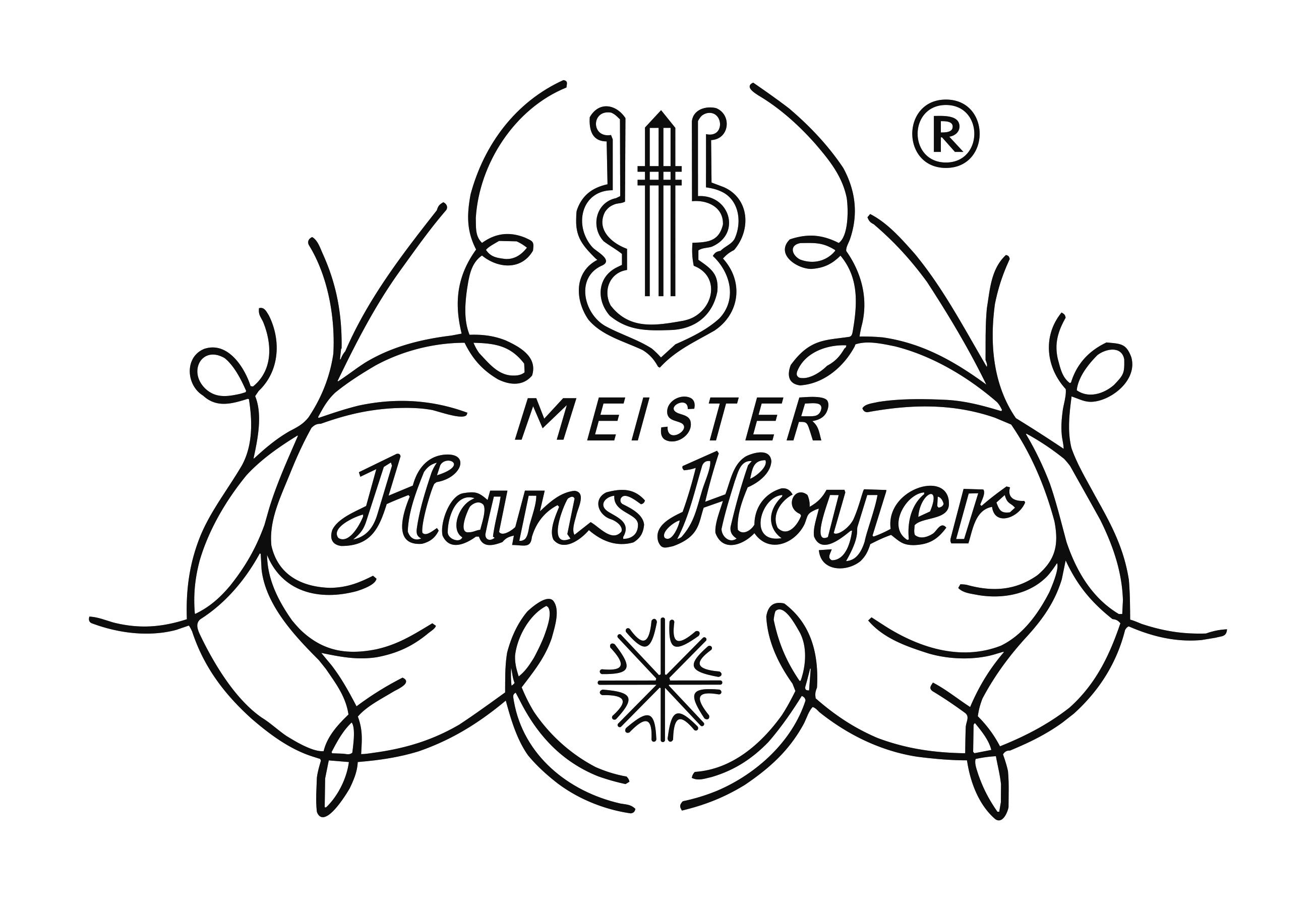 〈ハンス・ホイヤー〉ロゴ