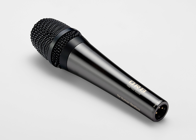 Clear Force Microphone Premium for Human Beatbox