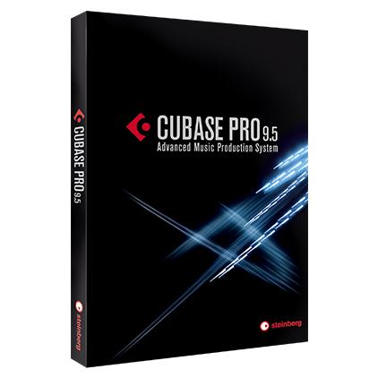 Steinbergソフトウエア:Cubase Pro 9.5