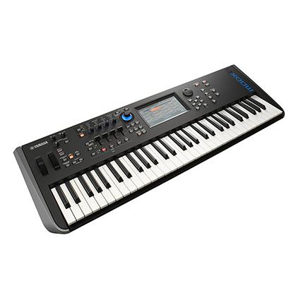 ミュージックシンセサイザー MODX6 MODX7 MODX8